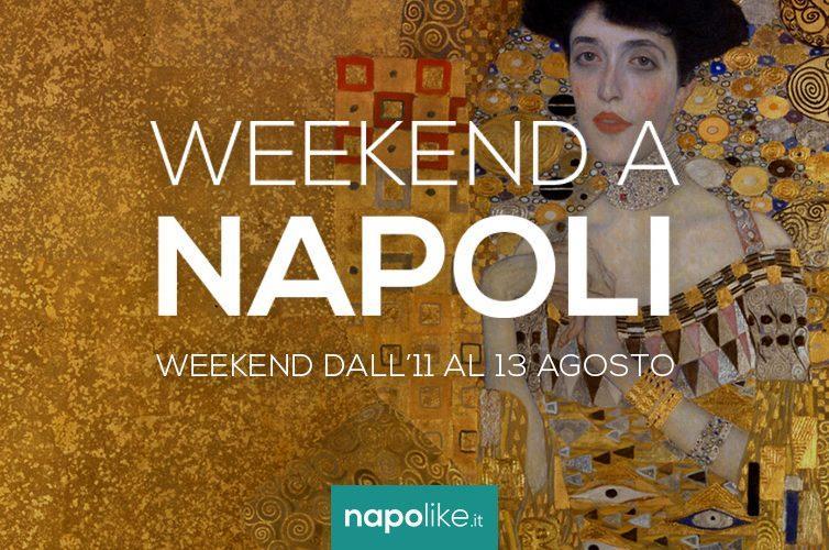 Cosa fare il weekend di agosto a Napoli