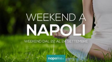 Events in Naples during the weekend from 22 to 24 September 2017