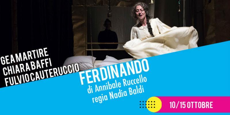 Ferdinando al Teatro Nuovo di Napoli