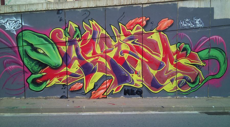 festival internazionale dei graffiti 2017 a napoli