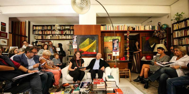 Conferenza stampa della stagione 2017/2018 de Il Teatro cerca Casa