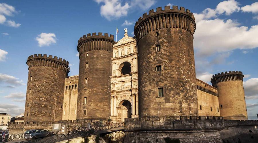 Maschio Angioino a Napoli, Giornate Europee del Patrimonio 2017