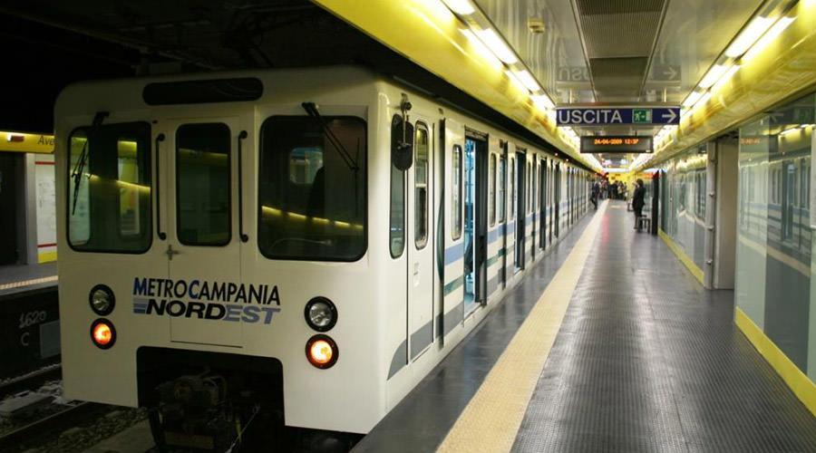 MetroCampania NordEsta Napoli-Giugliano-Aversa