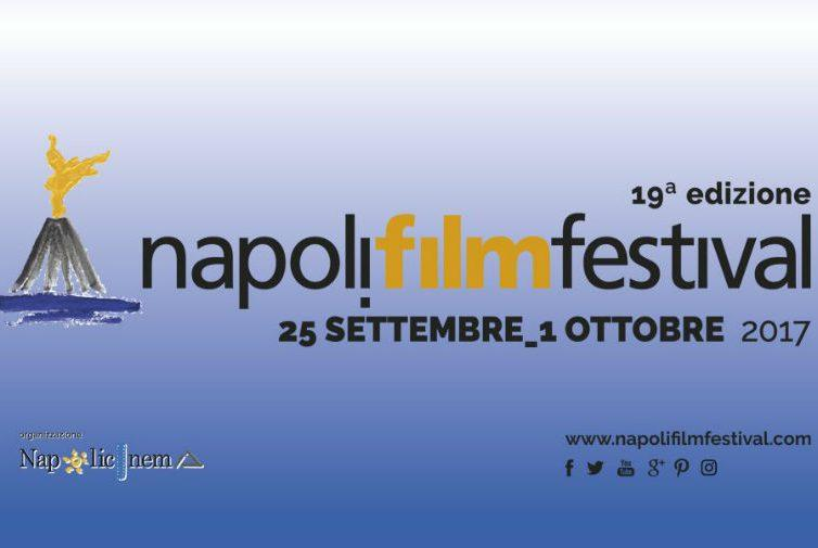 locandina del napoli film festival 2017