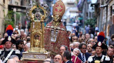 Festa di San Gennaro 2017 a Napoli