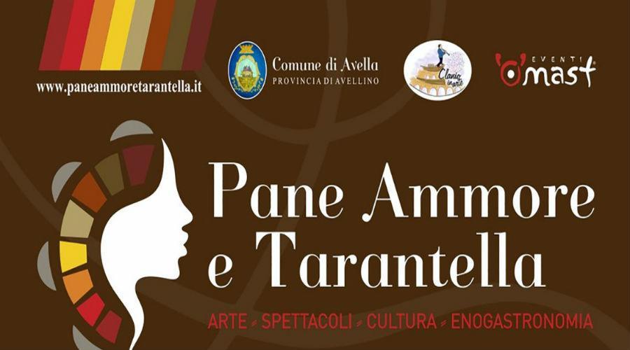 locandina di Pane Ammore e Tarantella