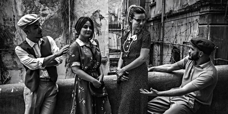 Ritals (Italiani) al Nuovo Teatro Sanità di Napoli