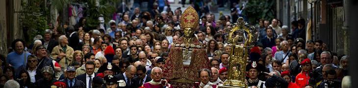Festa di San Gennaro a Napoli