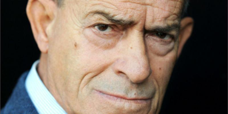 Eros Pagni in Sei personaggi in cerca d'autore al Teatro Mercadante di Napoli