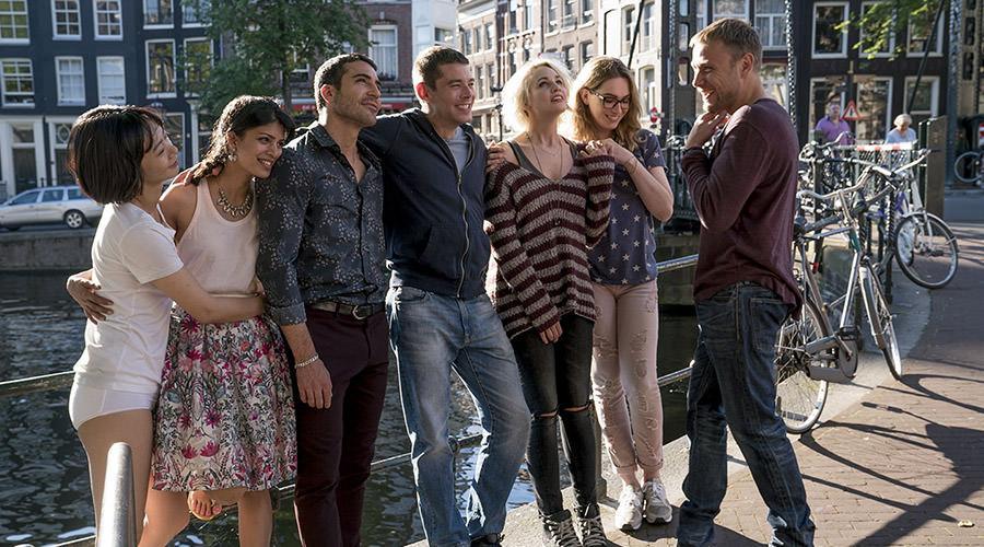 Sense8 ، سيتم إطلاق الحلقة الأخيرة في نابولي