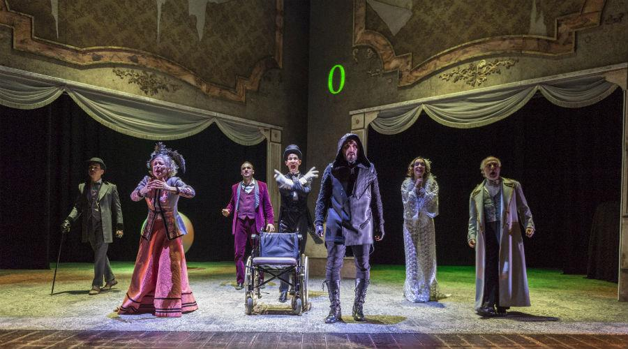 Il giocatore di Dostoevskij in scena al Teatro Bellini per la stagione teatrale 2017/2018