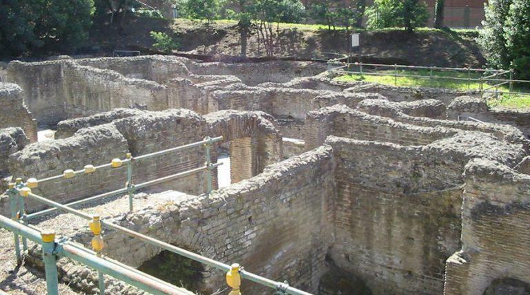 Terme di via Terracina in Naples, free visits