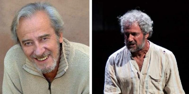 Mariano Rigillo in Uscita di emergenza al Teatro San Ferdinando di Napoli