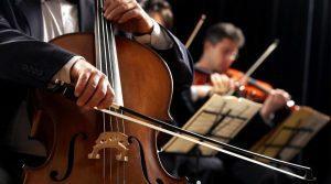 locandina di San Pietro a Majella a Napoli: concerti in streaming ogni venerdì