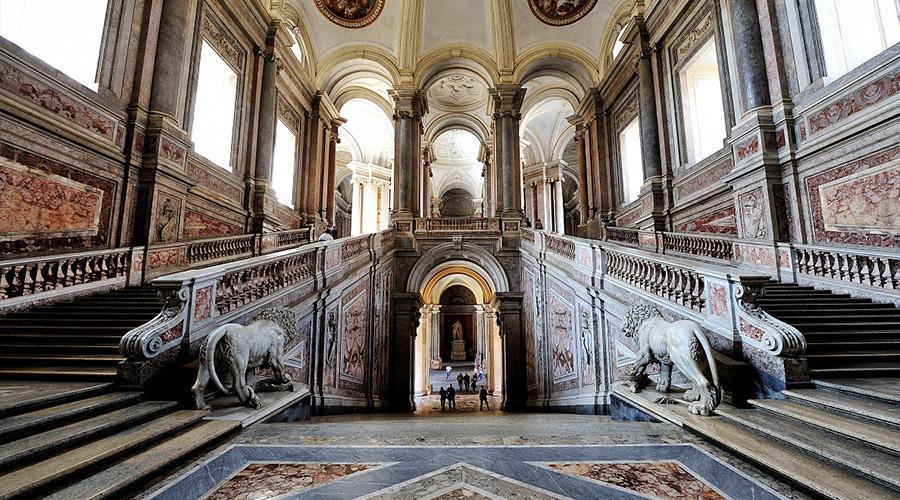 Reggia di Caserta, conversazioni su Carlo di Borbone