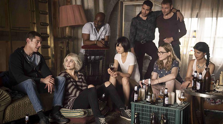 Sense8: l'ultima puntata verrà girata a Napoli