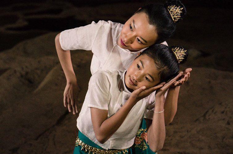 Film The taste of rice flore