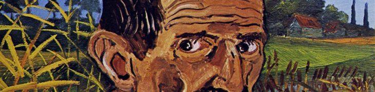 Autoritratto di Antonio Ligabue, mostra al Maschio Angioino di Napoli