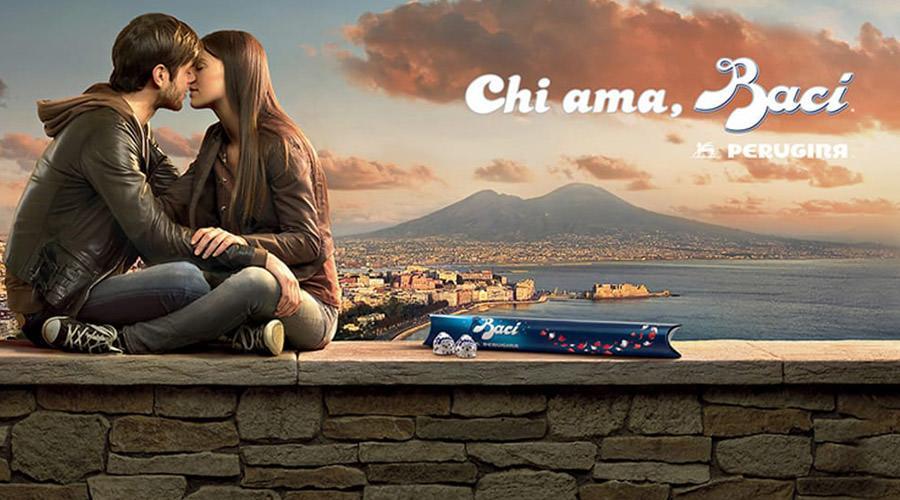 Baci Perugina Napoli