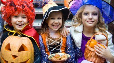 Halloween Village 2017 a Giugliano