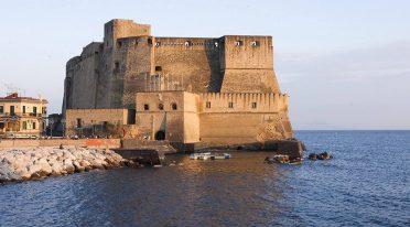 castel-dell-Castel dell'Ovo a Napoli