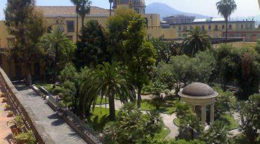 Chiostro di San Marcellino a Napoli