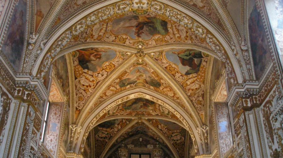 La Certosa di Padula, visitabile durante la giornata fai d'autunno 2017