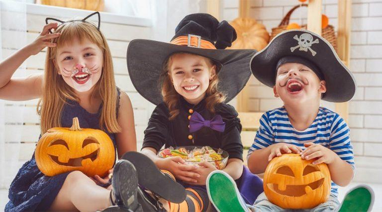 Halloween 2017 per bambini a Napoli