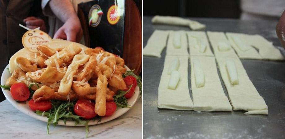 Munacielli fritti di Vesi