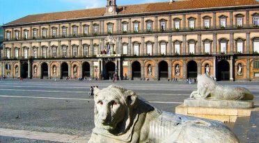Palazzo Reale a Napoli