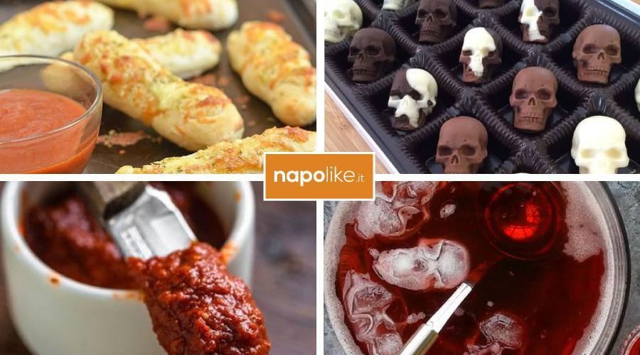 Ricette di Halloween Napoletane
