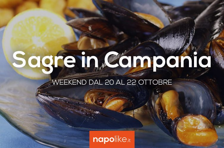 Sagre in Campania nel weekend dal 20 al 22 ottobre 2017