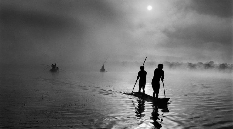 "A snapshot of Sebastiao Salgado's ""Genesis"" exhibition at the Palazzo delle Arti in Naples"