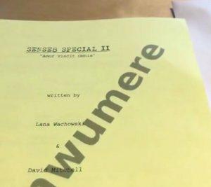Titolo della puntata finale di Sense8