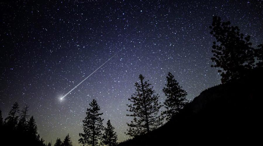 Dove osservare le stelle cadenti Orionidi a Napoli