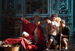 Tableaux Vivants al Museo Diocesano di Napoli