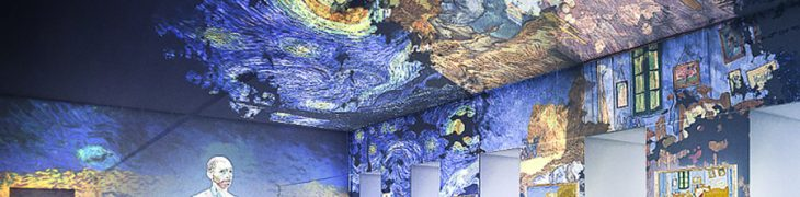 Van Gogh Immersive Experience a Napoli