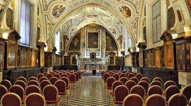 Cappella del Vasari a Napoli