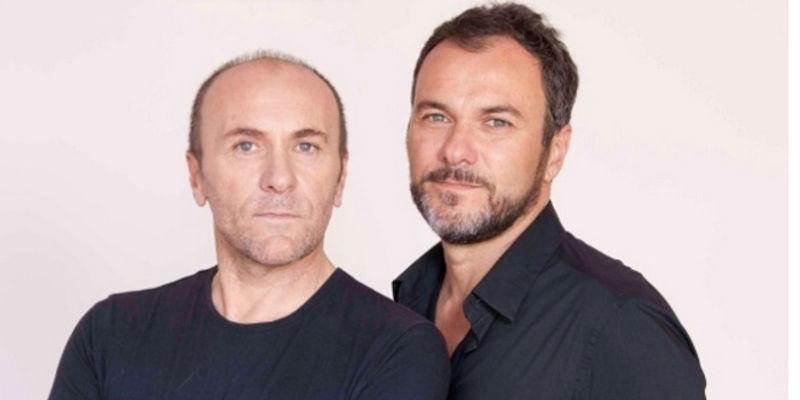 Gianfranco e Massimiliano Gallo in Sette Vizi Napoletani al Teatro Totò di Napoli