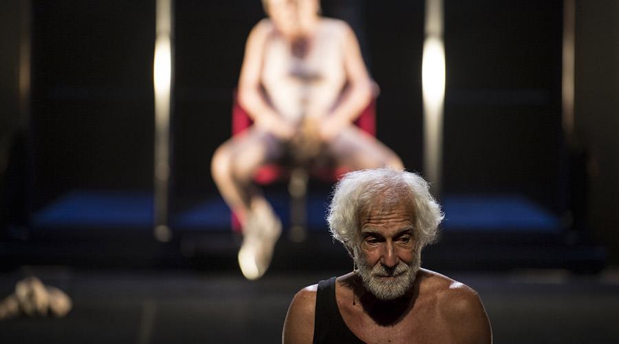 Le Baccanti al Teatro Mercadante di Napoli