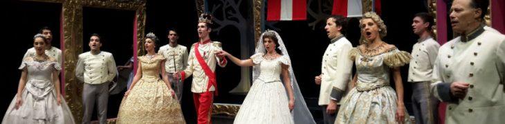 Musical La Principessa Sissi al Palapartenope a Napoli