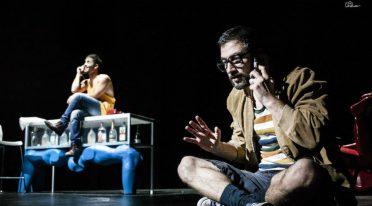 Lo spettacolo teatrale Smiley al Nuovo Teatro Sanità di Napoli