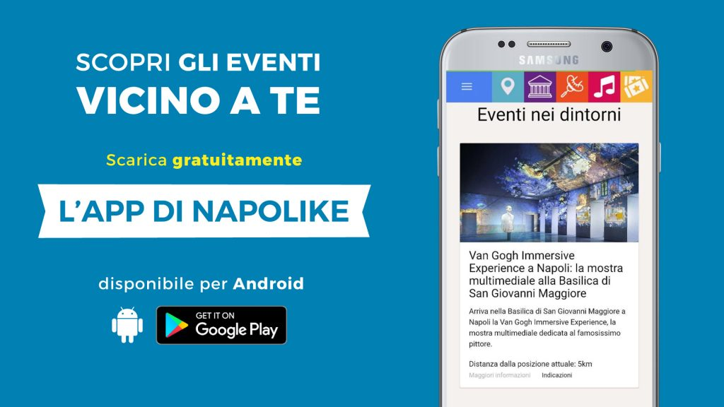 banner discover events around the app napolike