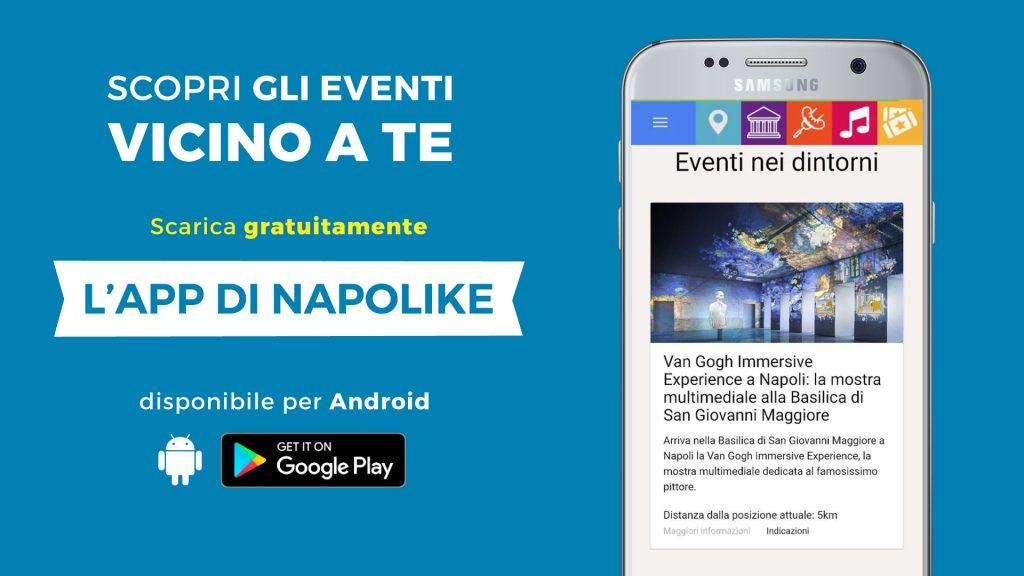 banner scopri gli eventi nei dintorni app napolike