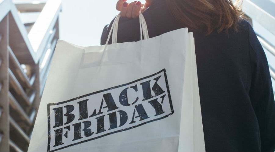 black friday 2017 all'Auchan di Pompei