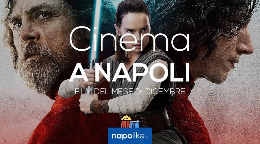 Film al cinema a Napoli a dicembre 2017: orari, prezzi e trame