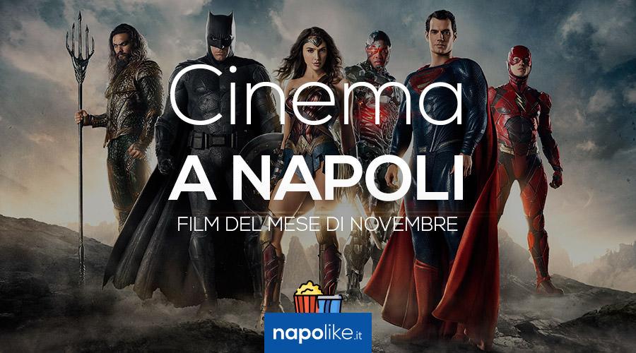Film al cinema a Napoli a novembre 2017
