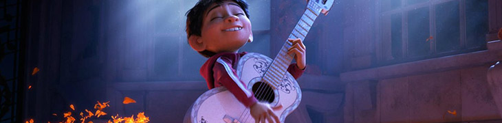 Coco al cinema all'aperto al Vomero