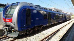 Zug der Cumana