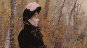 locandina di Da De Nittis a Gemito: mostra al Palazzo Zevallos di Napoli sugli artisti napoletani a Parigi durante l'impressionismo